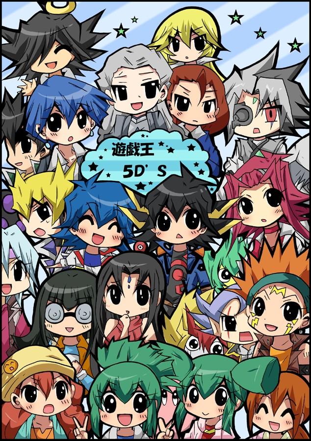 YuGiOh 5Ds Mobile Wallpaper 218816  Zerochan Anime Image Board