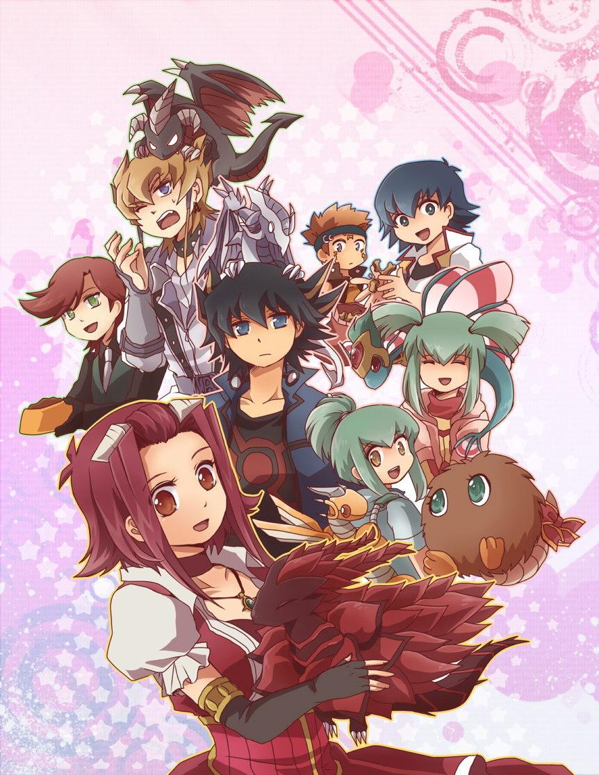 YuGiOh 5Ds Image 225397  Zerochan Anime Image Board