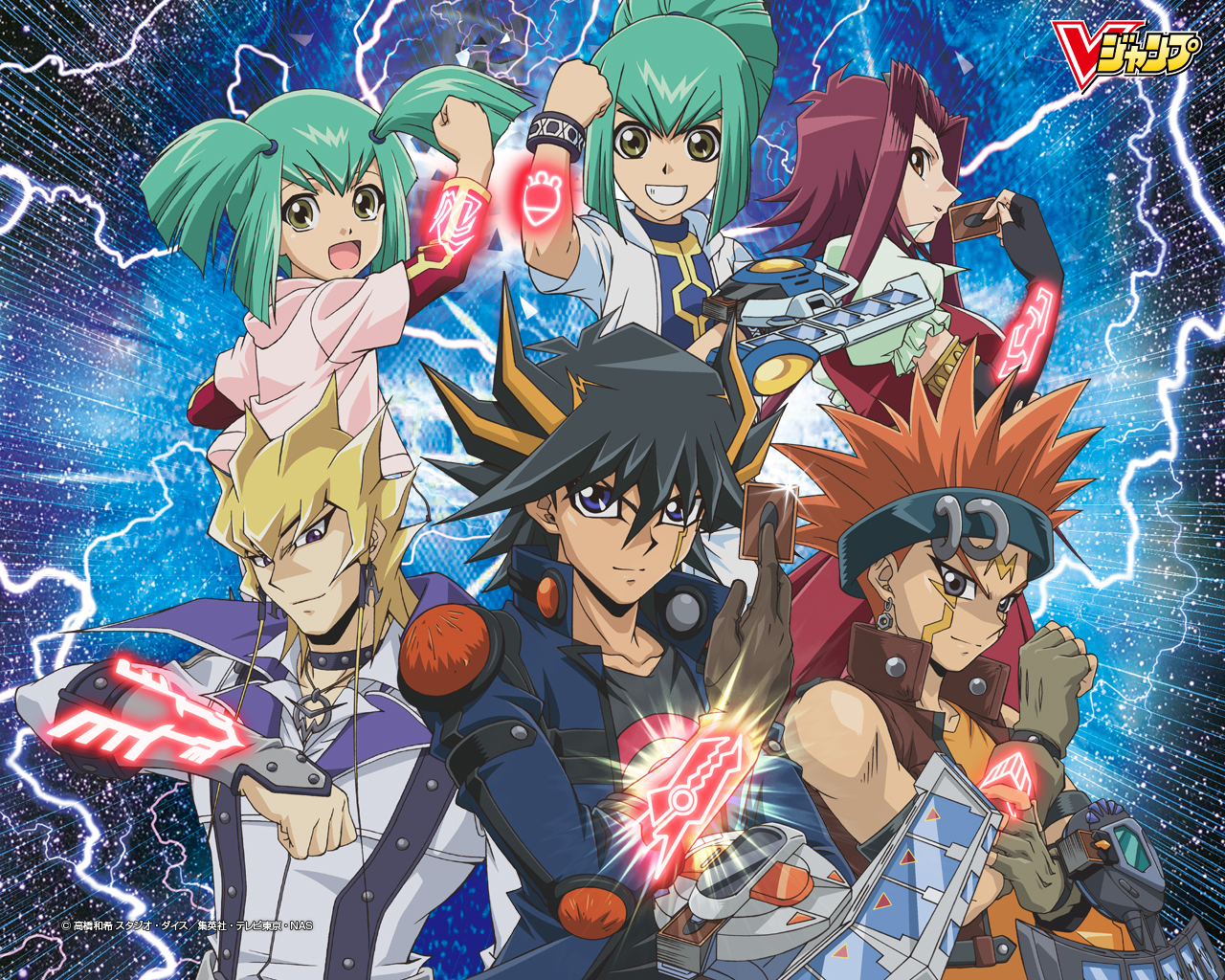 Yu Gi Oh 5Ds Wallpaper Zerochan Anime Image Board