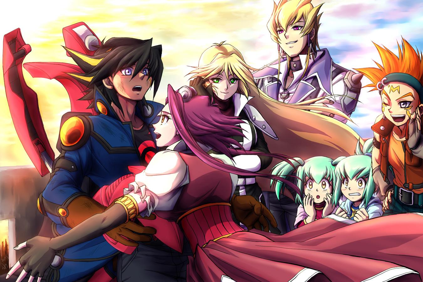 Yu-Gi-Oh! 5D's, Wallpaper - Zerochan Anime Image Board  Yu-Gi-Oh! 5D...