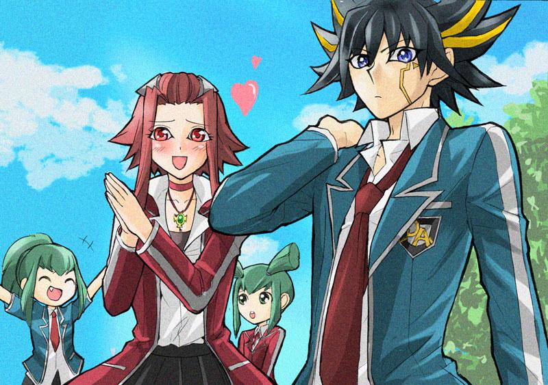 YuGiOh 5Ds Image 72893  Zerochan Anime Image Board