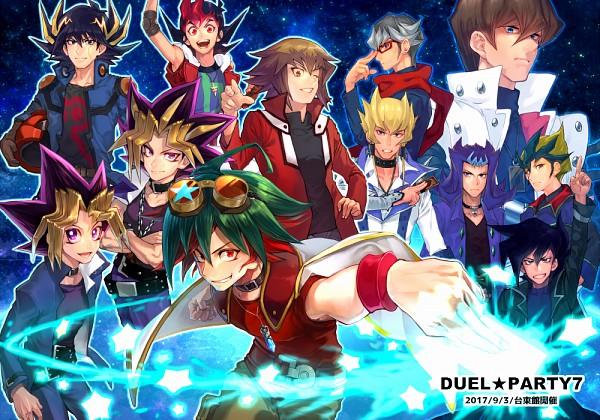 Tags: Anime, Pixiv Id 2128303, Yu-Gi-Oh! 5D's, Yu-Gi-Oh! ZEXAL, Yu-Gi-Oh!, Yu-Gi-Oh! GX, Yu-Gi-Oh! ARC-V