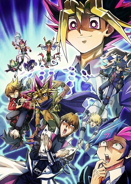 Tags: Anime, Raku623, Yu-Gi-Oh! VRAINS, Yu-Gi-Oh! ARC-V, Yu-Gi-Oh! ZEXAL, Yu-Gi-Oh! GX, Yu-Gi-Oh!