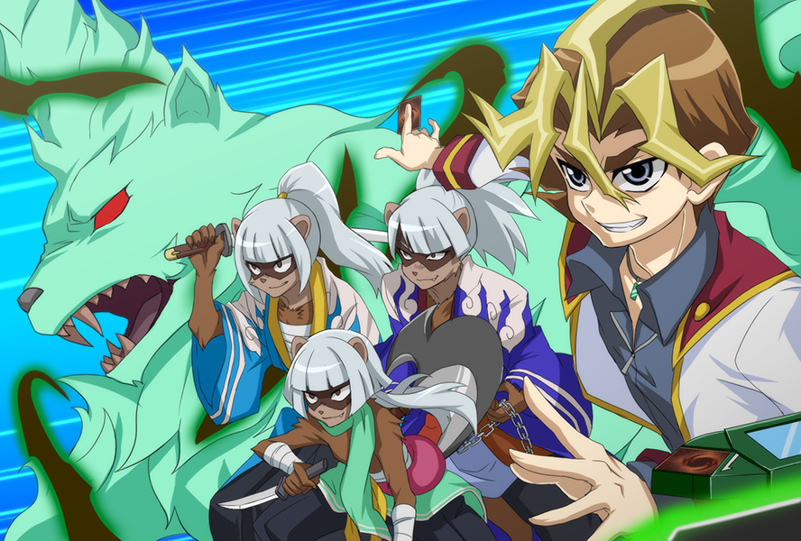 Yosenju Kama 3 - Yu-Gi-Oh! ARC-V - Zerochan Anime Image Board