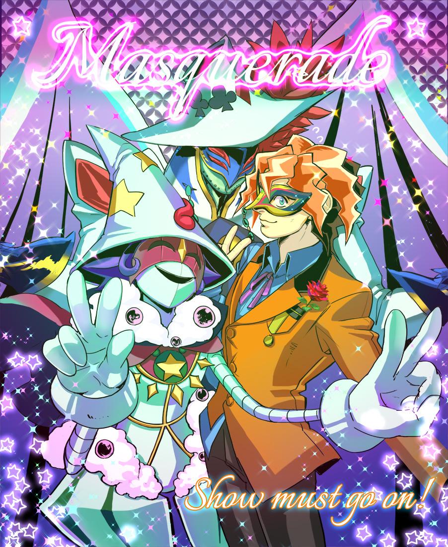 yu gi oh arc v image 1878337 zerochan anime image board