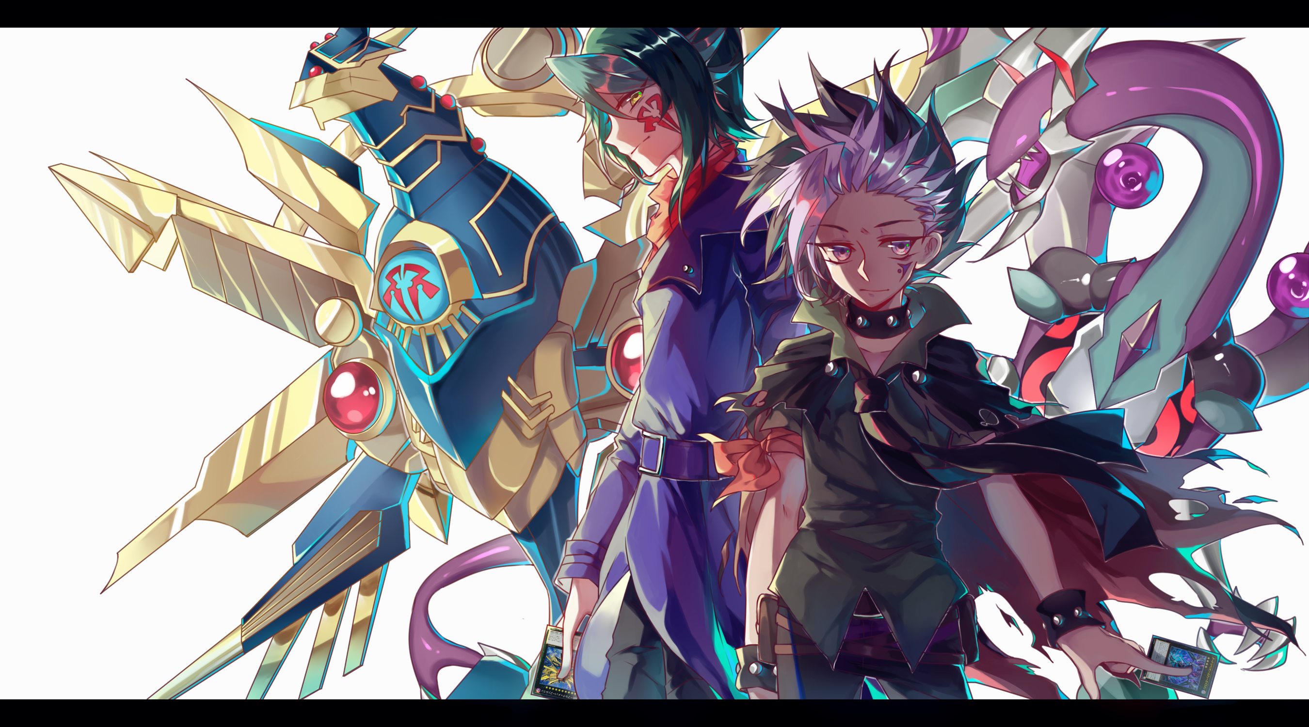 Yuto Yu Gi Oh Arc V Wallpaper Zerochan Anime Image Board