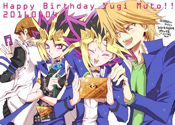 Tags: Anime, Pixiv Id 3296870, Yu-Gi-Oh! Duel Monsters, Yu-Gi-Oh!, Jounouchi Katsuya, Kaiba Seto, Mutou Yuugi