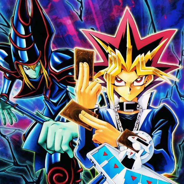 Tags: Anime, NewArkantos, Yu-Gi-Oh!, Yu-Gi-Oh! Duel Monsters, Yami Yugi, Dark Magician, Blue Outerwear