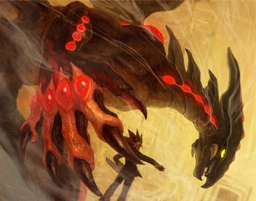 Yu-Gi-Oh! Duel Monsters/#420897 - Zerochan