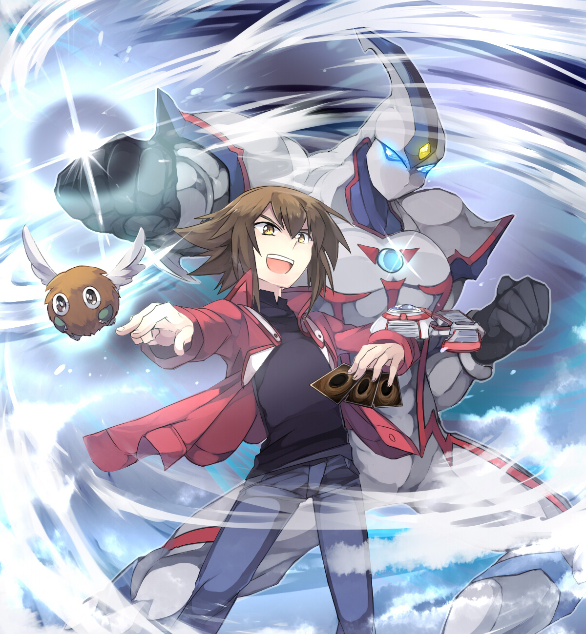 Yugioh Gx Elemental Hero Neos Yu-Gi-Oh! GX/#1710894 ...