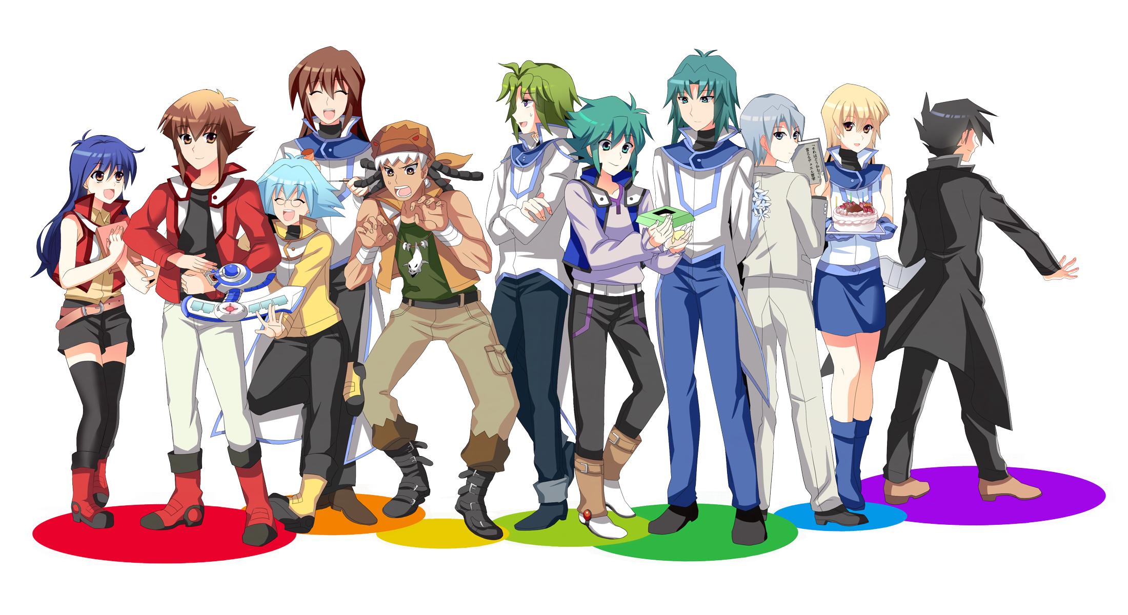 Yu-Gi-Oh! GX Wallpaper #2033106 - Zerochan Anime Image Board