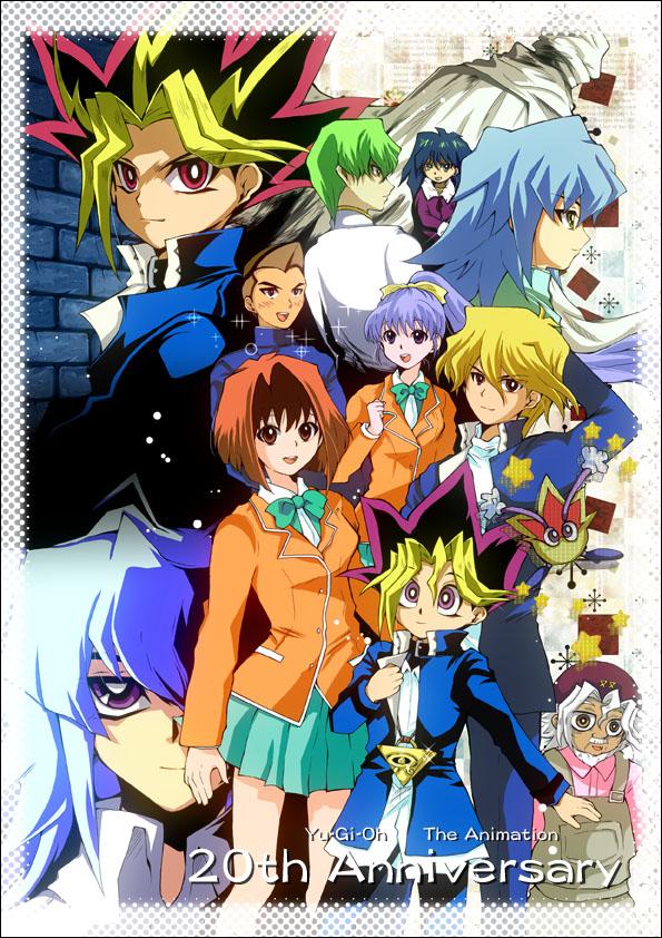 Tags: Anime, Pixiv Id 30610556, Yu-Gi-Oh! Season Zero, Yu-Gi-Oh!, Yami Yugi, Mutou Sugoroku, Mazaki Anzu, Kaiba Mokuba, Shadi, Jounouchi Katsuya, Honda Hiroto, Kaiba Seto, Nosaka Miho
