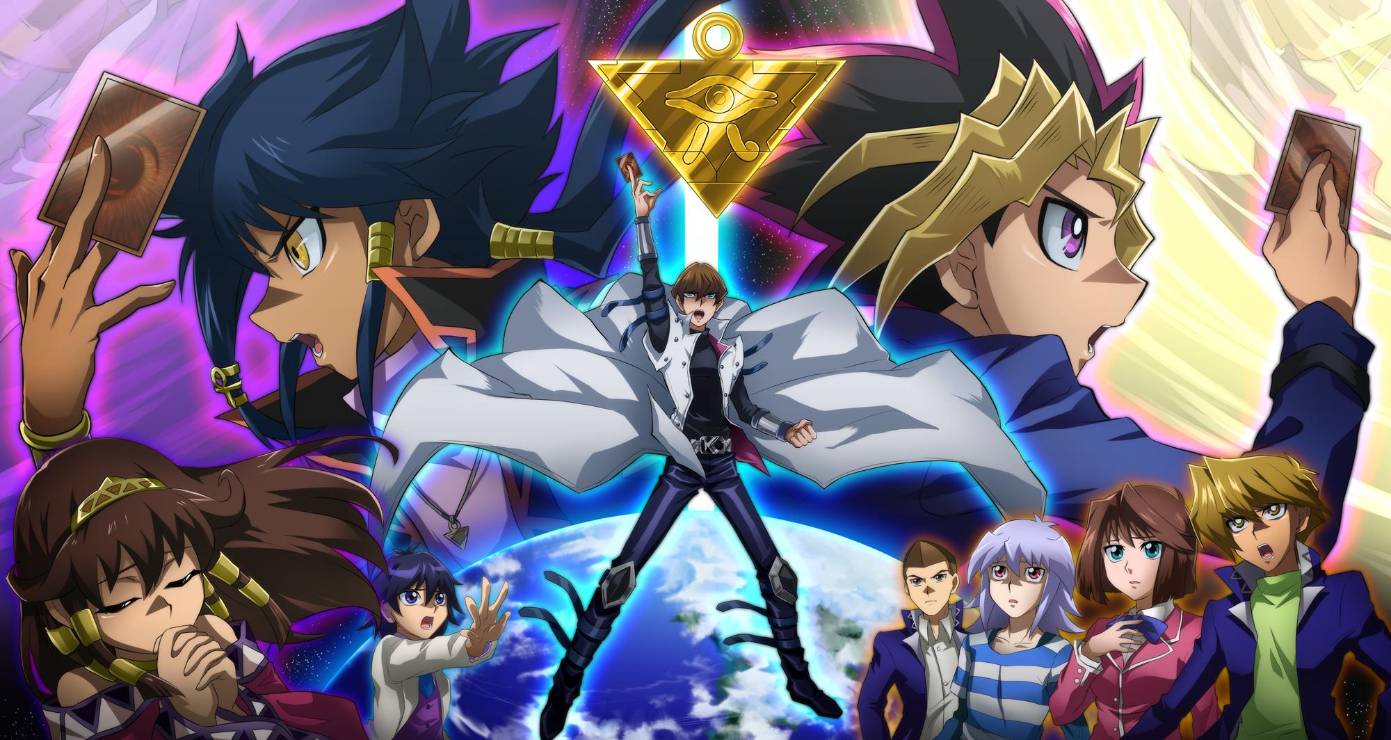 Yu-Gi-Oh!: The Dark Side Of Dimensions