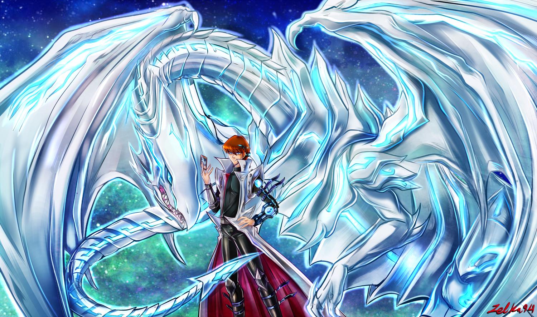 Blue Eyes Alternative White Dragon Yu Gi Oh The Dark Side Of