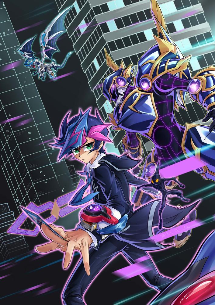 YuGiOh! VRAINS, Mobile Wallpaper  Zerochan Anime Image Board
