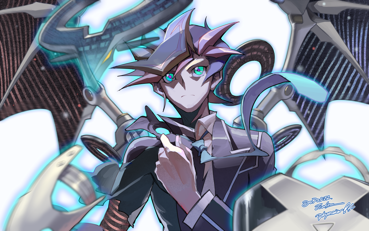 Yu Gi Oh Vrains Wallpaper Zerochan Anime Image Board