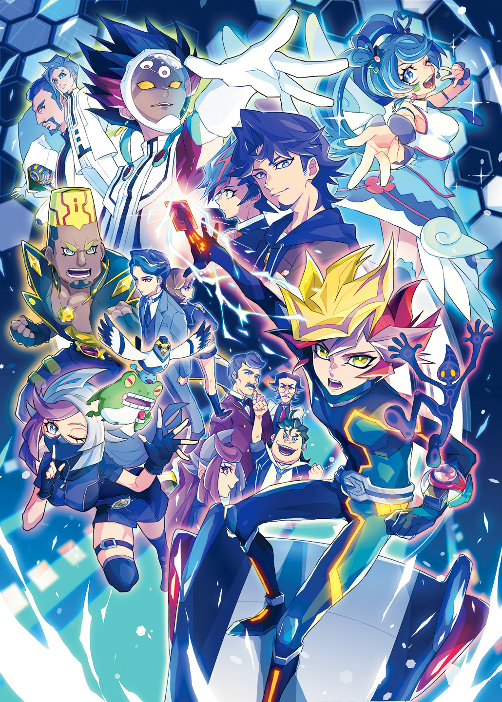 Image result for picture of yugioh vrains