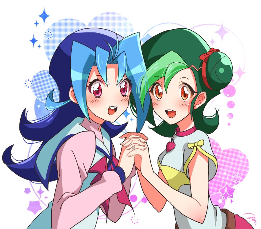 Yu-Gi-Oh! ZEXAL Image #2010036 - Zerochan Anime Image Board Yugioh Zexal Tori And Rio