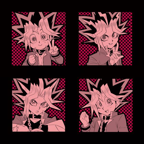 Tags: Anime, Pixiv Id 1457981, Yu-Gi-Oh! Season Zero, Yu-Gi-Oh!, Yu-Gi-Oh! Duel Monsters, Yami Yugi, Mutou Yuugi, Peaceful