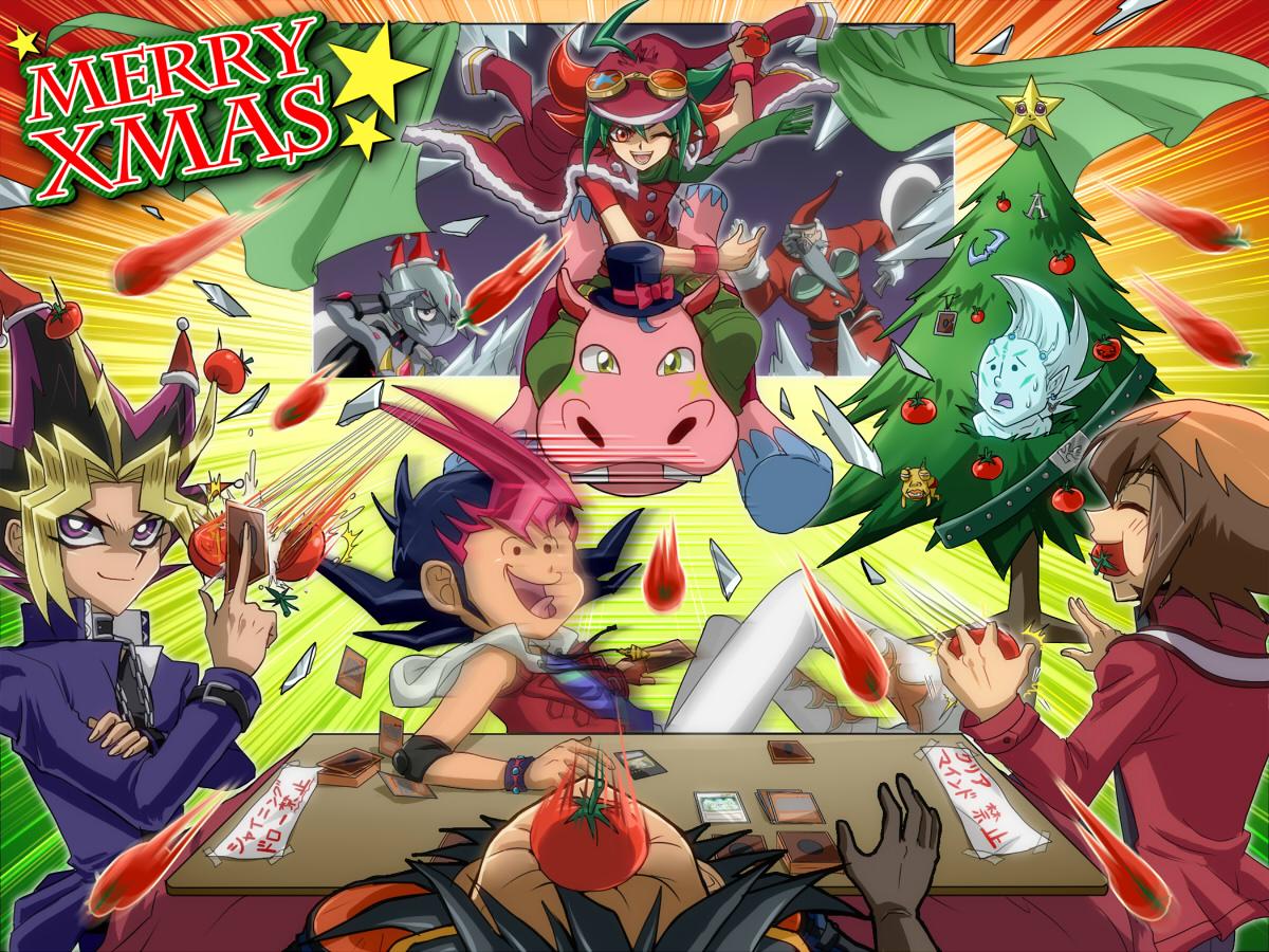 merry christmas r yugioh yugioh