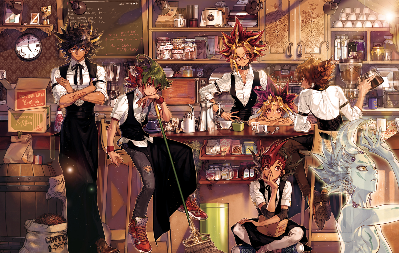 Yu gi oh image 1834583 zerochan anime image board for 5d cafe
