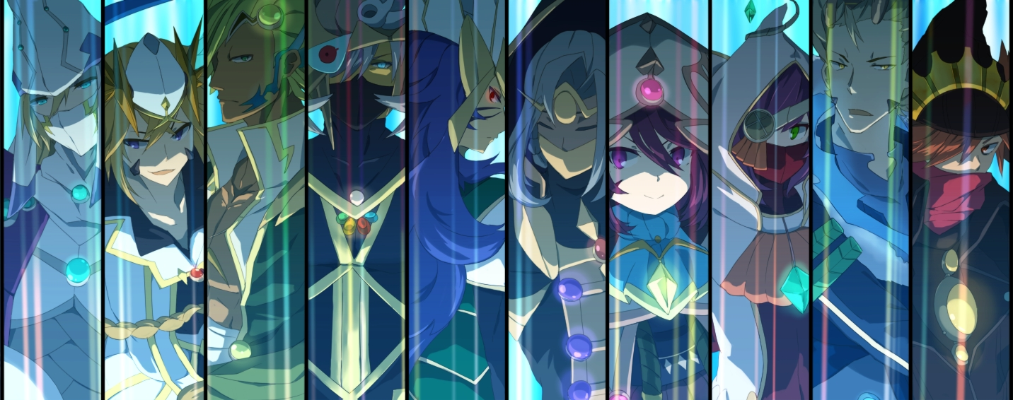 Timegazer Magician - Yu-Gi-Oh! ARC-V - Zerochan Anime Image Board