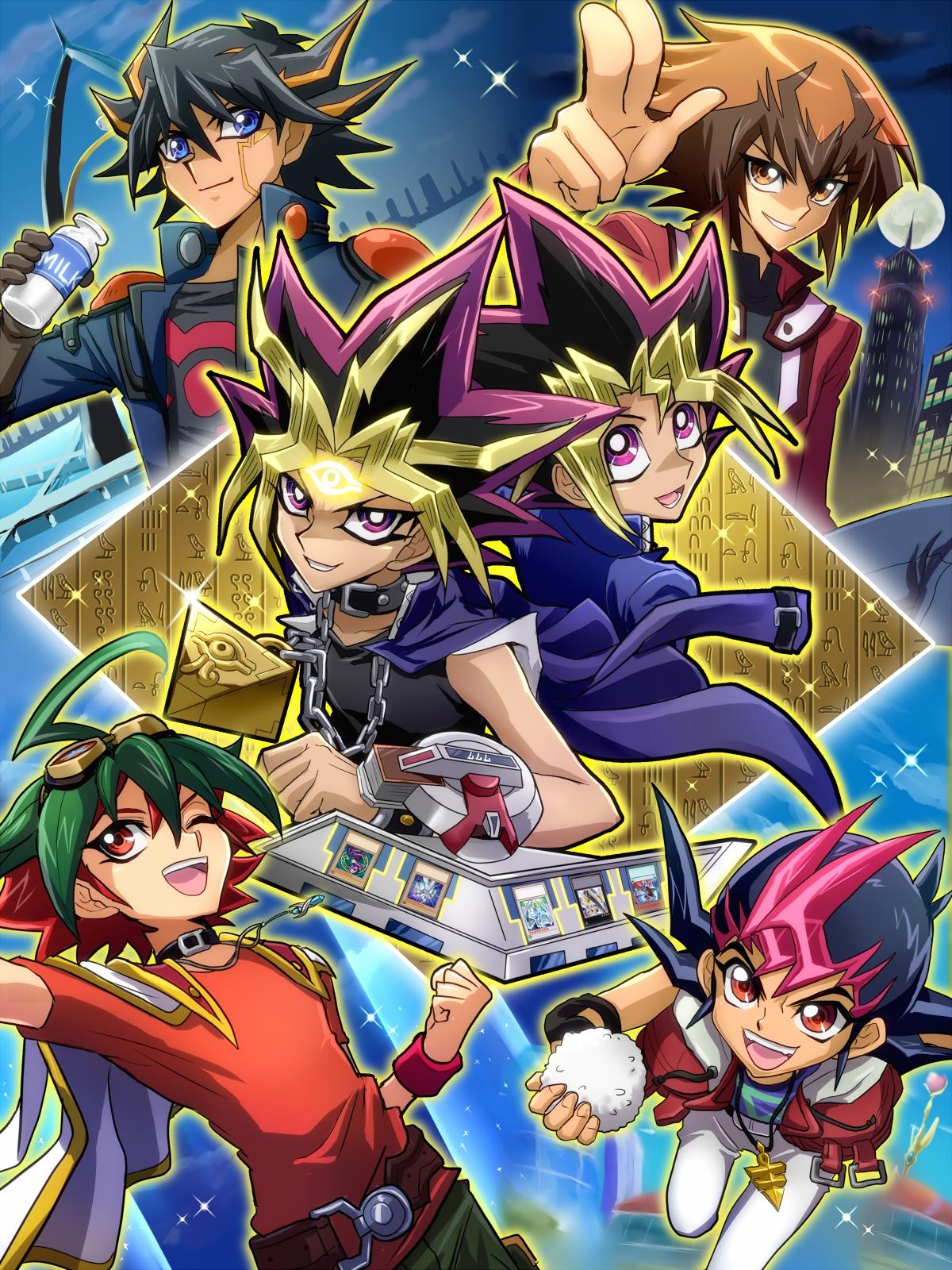 Yu Gi Oh Arc V Mobile Wallpaper Zerochan Anime Image Board