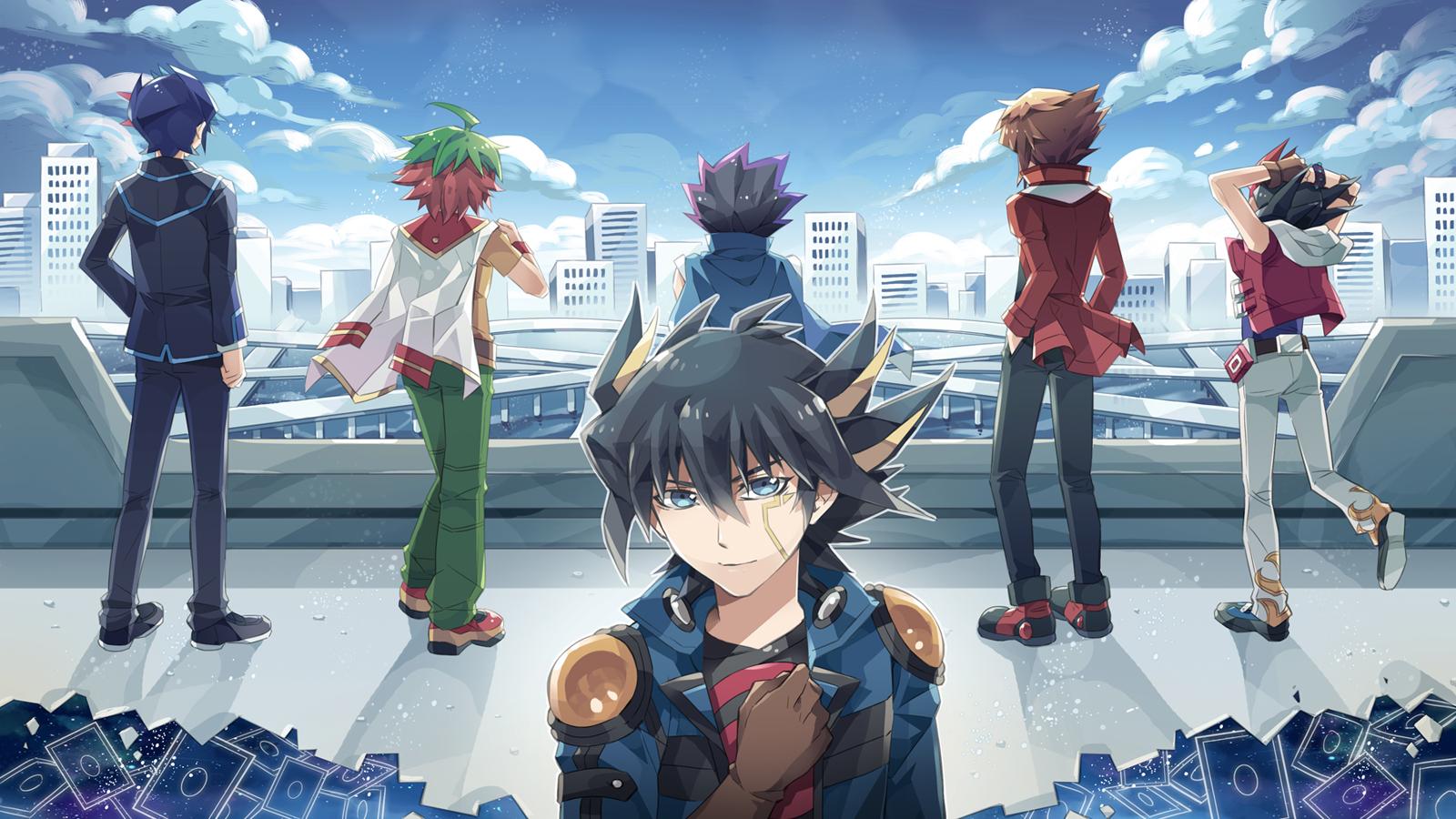 Yu-Gi-Oh! GX, Wallpaper   page 2 - Zerochan Anime Image Board