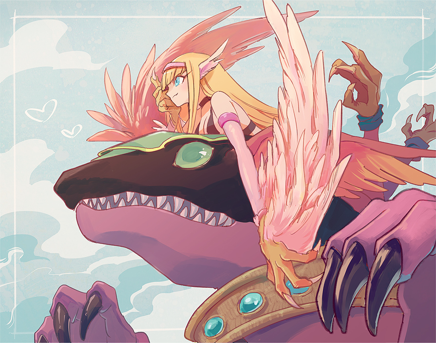 Harpie Girl Yu Gi Oh Zerochan Anime Image Board
