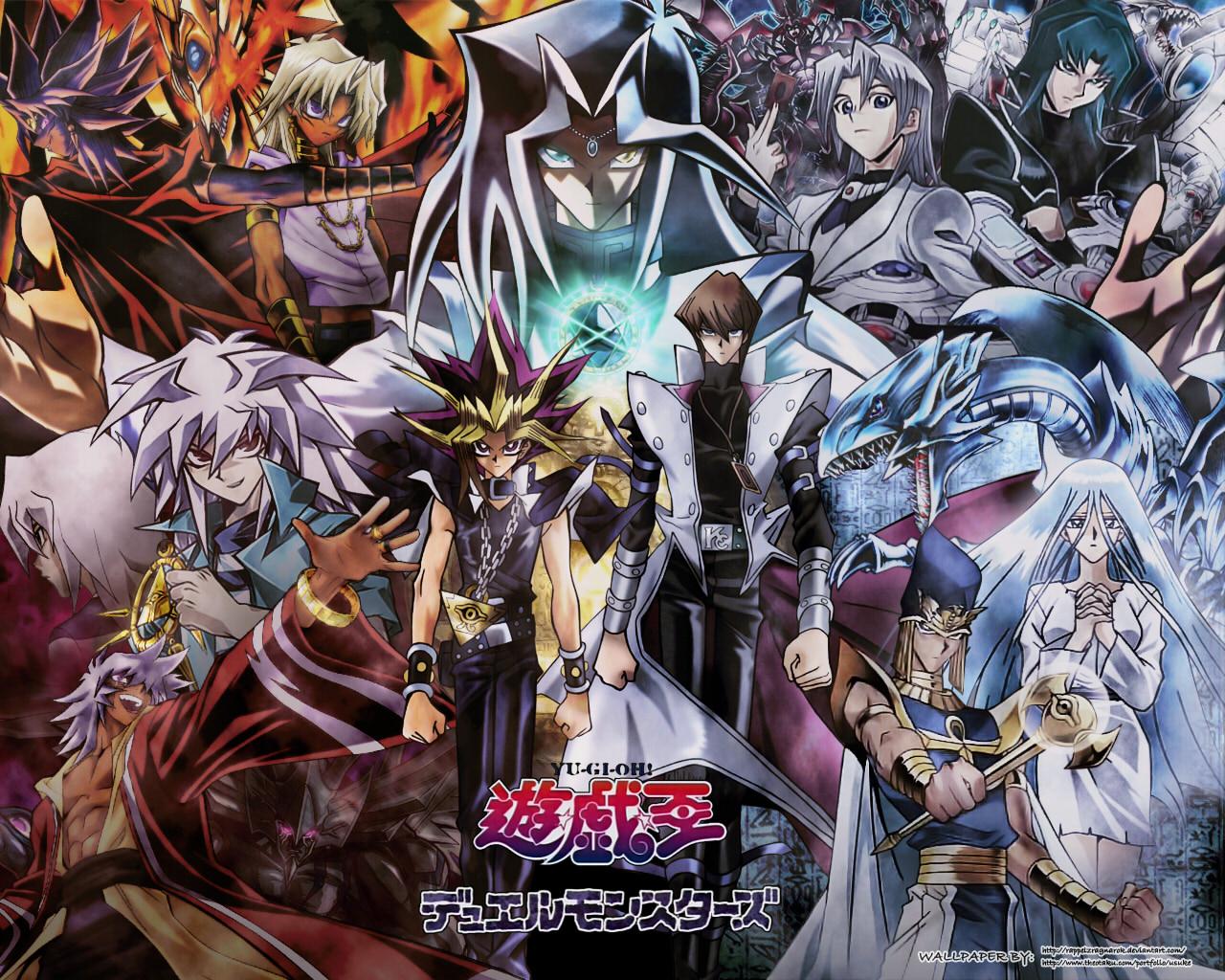 Yu Gi Oh Wallpaper Zerochan Anime Image Board