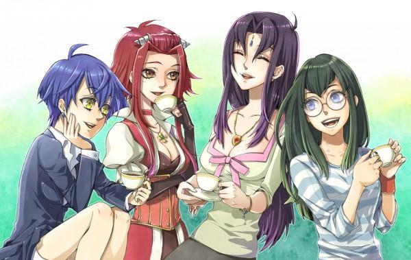 Tags  Anime  Yu-Gi-Oh   Yu-Gi-Oh 5Ds  Carly Nagisa  Mikage Sagiri    Yugioh 5ds Carly Deck