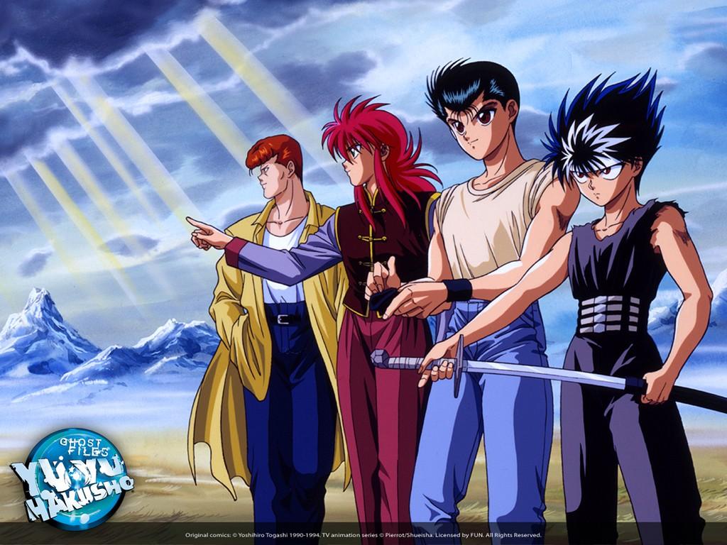 Yu Yu Hakusho Wallpaper Zerochan Anime Image Board