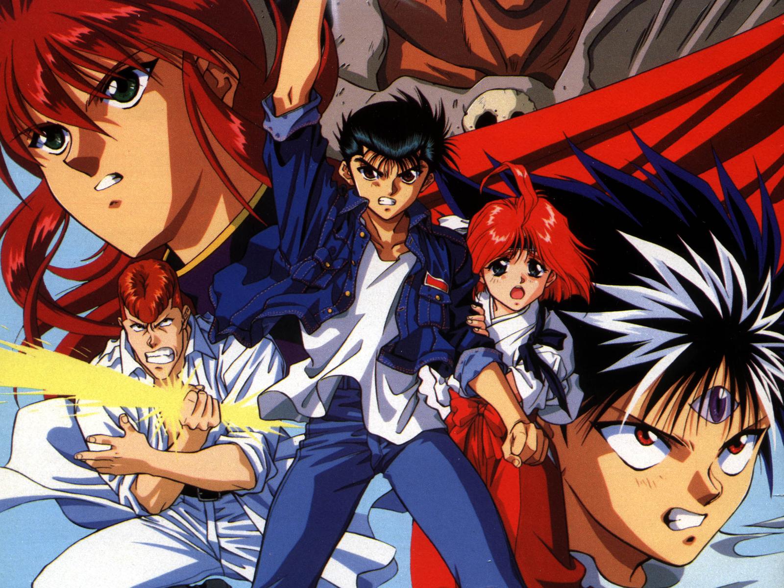 Yu.Yu.Hakusho.full.967118 - Dövüş Sanatları İçeren Anime Önerileri - Figurex Anime Önerileri