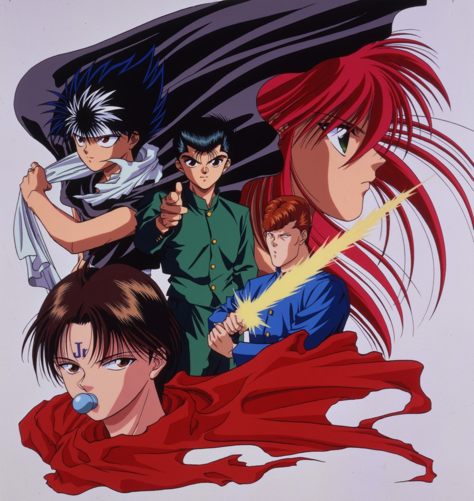 Hiei  YuYu Hakusho Wiki  FANDOM powered by Wikia