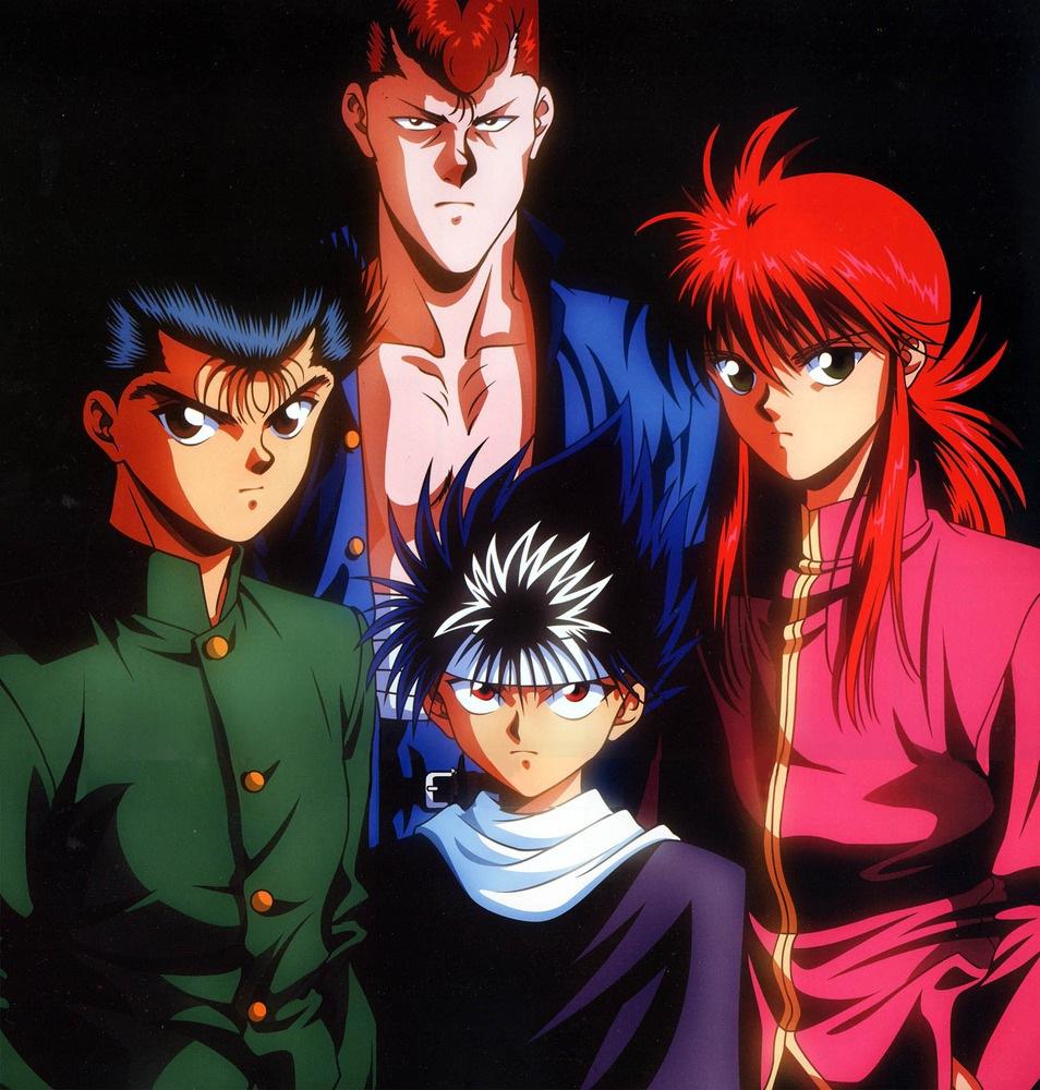 Yu yu hakusho togashi yoshihiro image 985655 for Yusuke demon