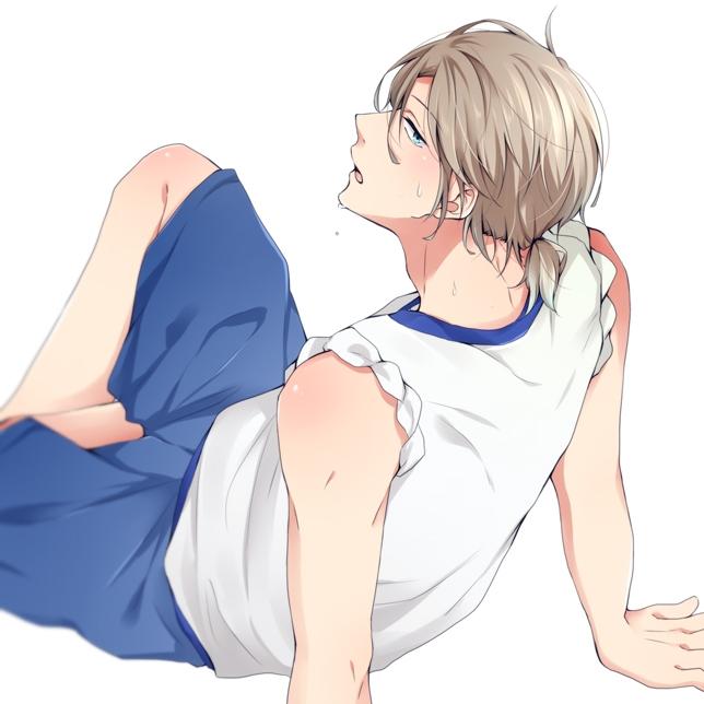 Tags: Anime, Pixiv Id 3024179, Binan Koukou Chikyuu Bouei-bu Love!, Yufuin En, Fanart From Pixiv, Pixiv, Fanart