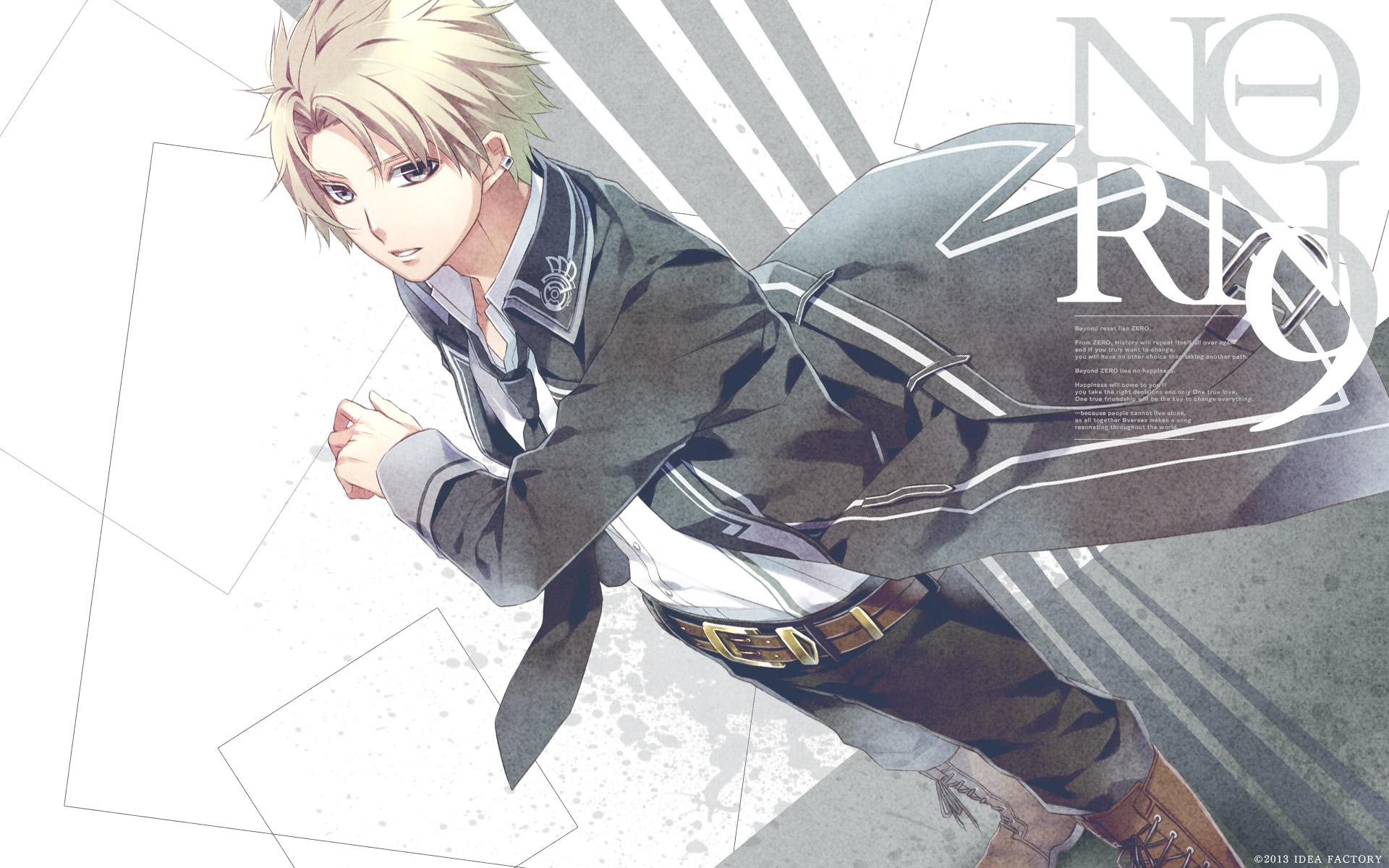 Yuiga Kakeru Norn9 Norn Nonette Zerochan Anime Image Board