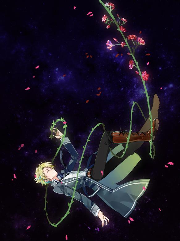 Tags: Anime, Pixiv Id 5508904, NORN9 ~Norn + Nonette~, Yuiga Kakeru, Fanart From Pixiv, Pixiv, Fanart
