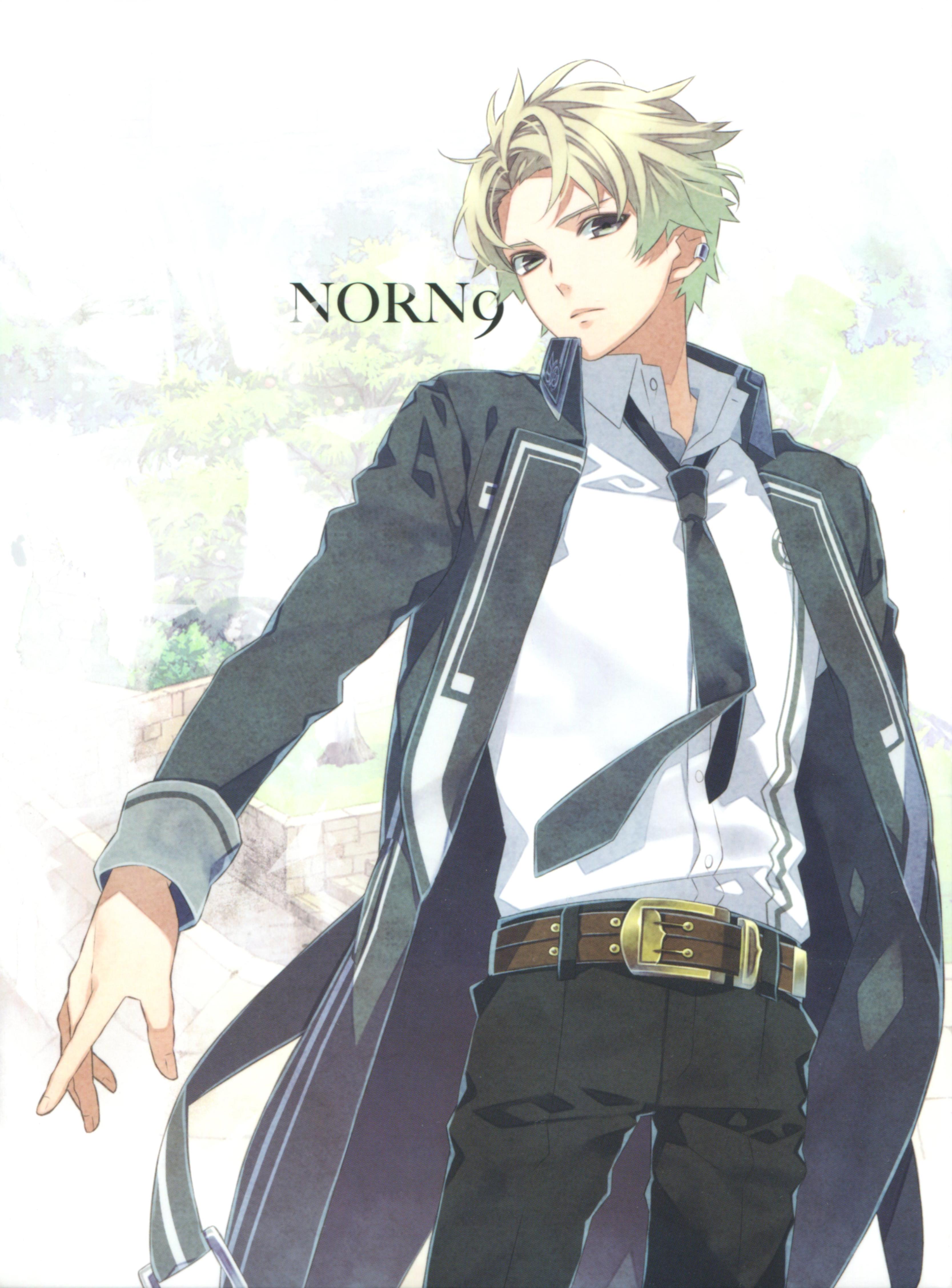 Yuiga Kakeru Norn9 Norn Nonette Image 2139156 Zerochan Anime Image Board