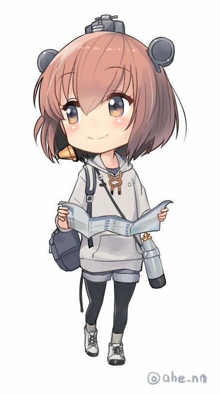 Tags: Anime, Ahenn, Kantai Collection, Yukikaze (Kantai Collection)