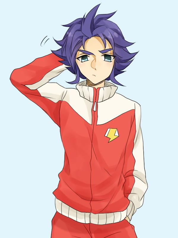 Tags: Anime, Pixiv Id 3597700, Inazuma Eleven, Inazuma Eleven GO, Yukimura Hyouga, Pixiv, Fanart, Fanart From Pixiv