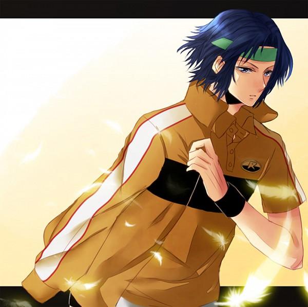 Tags: Anime, Tennis no Ouji-sama, Yukimura Seiichi, Rikkaidai Uniform, Tennis Outfit, Rikkaidai
