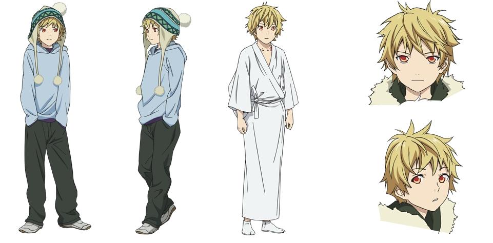 Yukine Noragami Image 1653014 Zerochan Anime Image Board