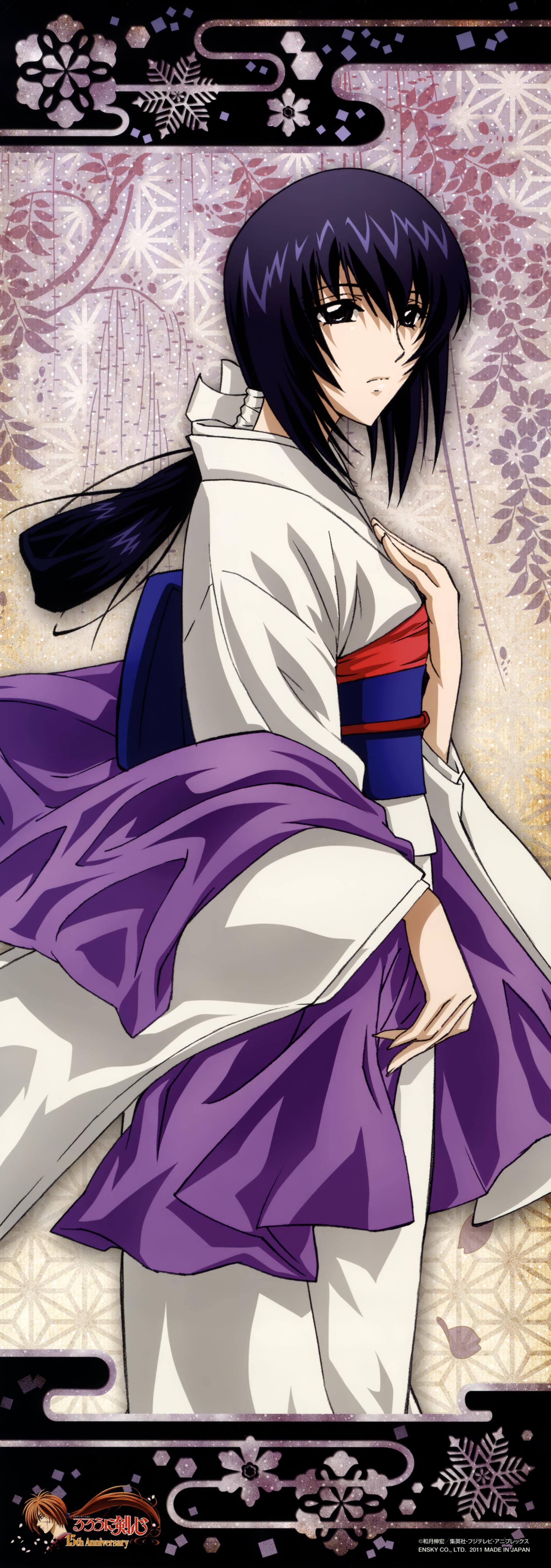 Yukishiro Tomoe | Rurouni Kenshin Wiki | FANDOM powered by Wikia