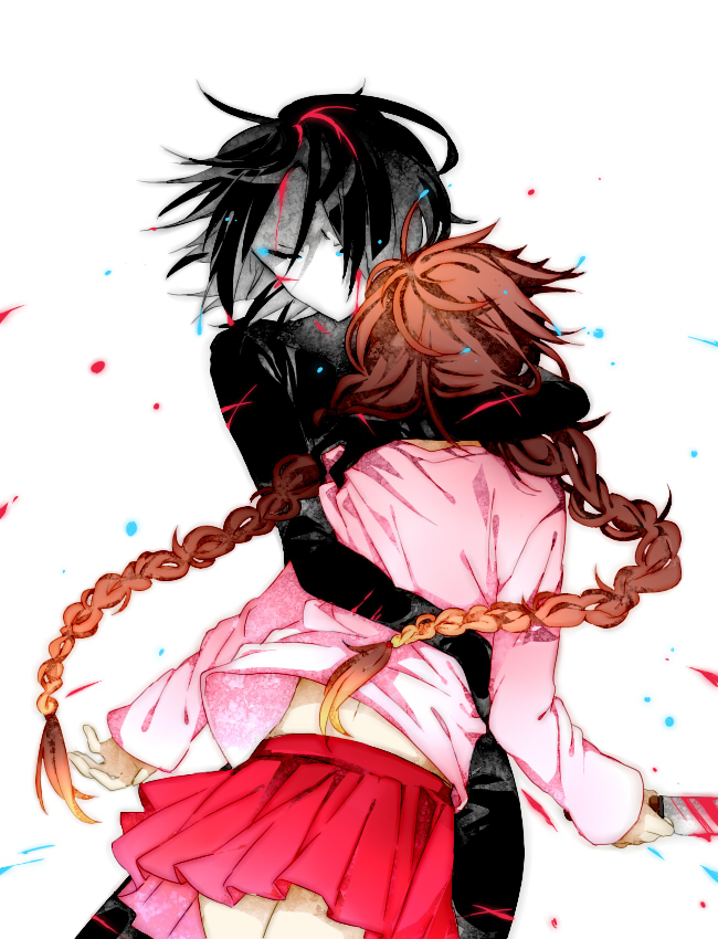 Tags: Anime, Pixiv Id 2087952, Yume Nikki, Sekomumasada Sensei, Madotsuki, Pixiv, Fanart, Dream Diary