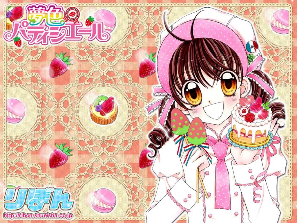 Tags: Anime, Yumeiro Pâtissière, Amano Ichigo, 1024x768 Wallpaper ...