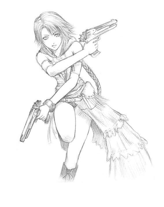 Yuna Final Fantasy X Image 416300 Zerochan Anime