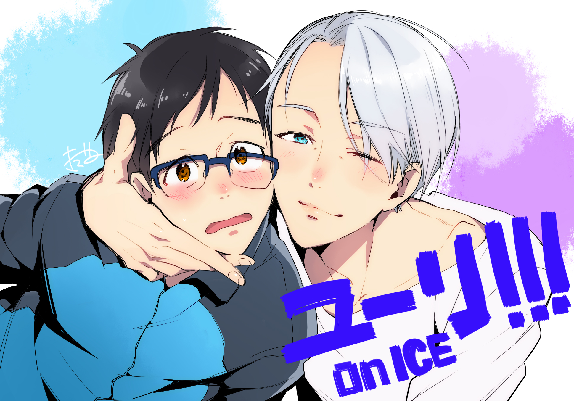 YURI ON ICE SEGUNDA TEMPORADA !!
