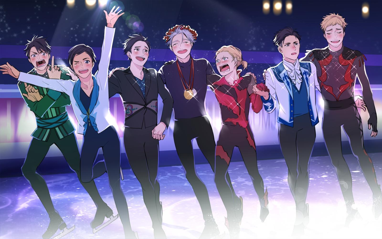 On Ice Download Yuri Image