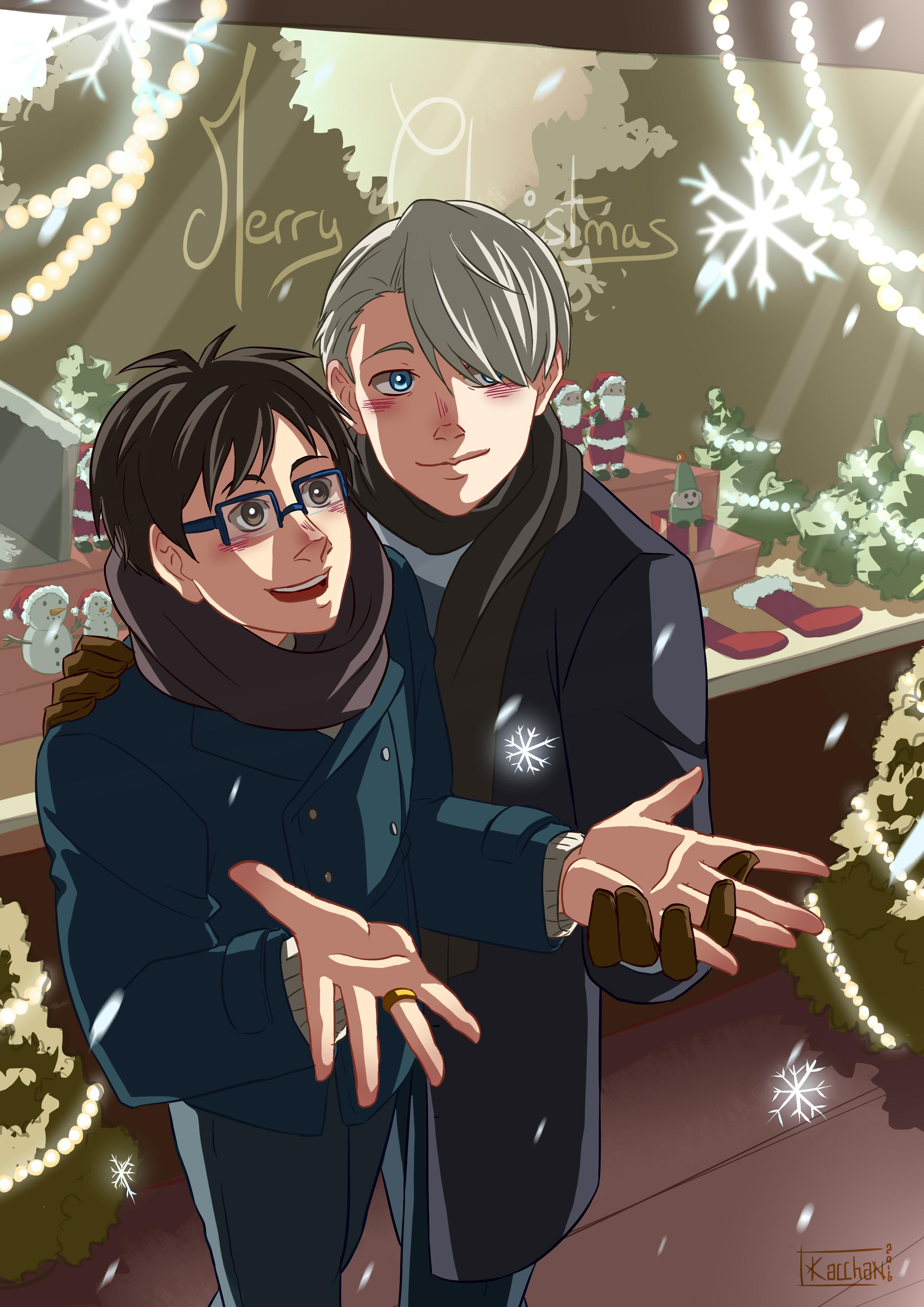 Yuri!!! On Ice Mobile Wallpaper #2061939 - Zerochan Anime Image Board